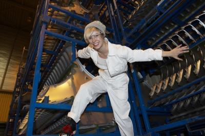 Anneke Reuvers, nieuwe projectleider Week van de Techniek Zwolle