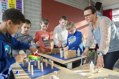 De KPZ telt vier profielen en inmiddels kiest een kwart van de studenten voor Science