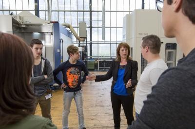 """""""Het was eigenlijk heel logisch dat Hulstflier Zwolle lid werd van Vrienden van Techniek"""""""