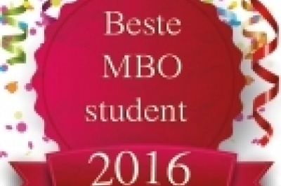 Uitreiking boormachine beste MBO student 2015-2016