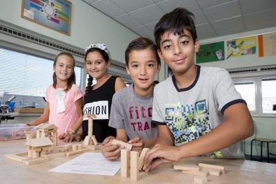 Basisschool Ichthus: Een vaste en enthousiaste deelnemer aan de Week van de Techniek
