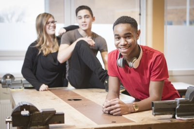 Persbericht | Jongeren, bedrijven en onderwijs klaar voor de Week van de Techniek 2016!