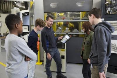 Persbericht | Zaterdag 16 april: Open bedrijvendag Week van de Techniek!
