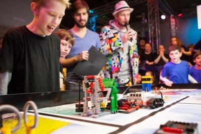 Regiofinale First LEGO League 2018