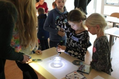 KinderScienceCafé
