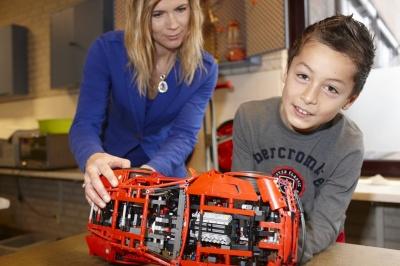 Bezoek het Econexis huis en stimuleer de interesse in techniek bij de jeugd
