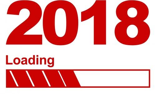 2018 een bijzonder jaar