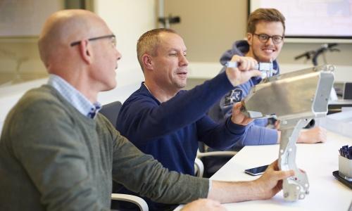 Jan de Graaf, nieuwe programmamanager Techniekpact regio Zwolle