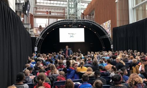 Deltion College Zwolle (uitgesteld datum volgt)