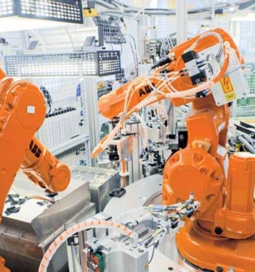 Opleidingen industriële robotica